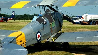 G-ANJA - De Havilland DH-82 Tiger Moth - Private