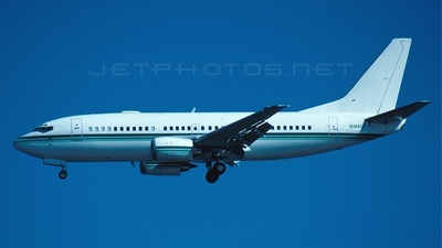 N368CE - Boeing 737-33A - Private