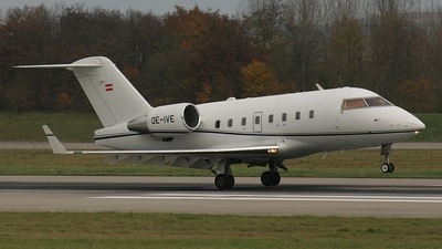 OE-IVE - Bombardier CL-600-2B16 Challenger 604 - International Jet Management
