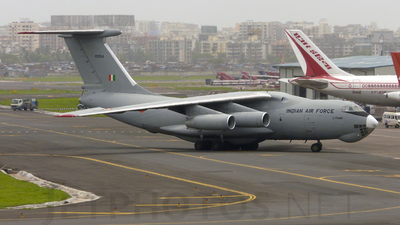 K3014 - Ilyushin IL-76MD - India - Air Force