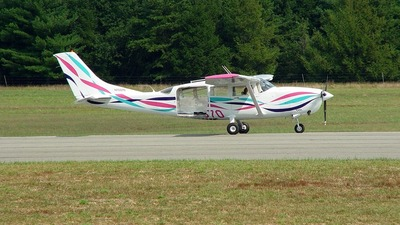 N75870 - Cessna T207A Turbo Stationair 8 - Private