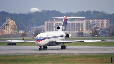 - Boeing 727-200 - Delta Air Lines