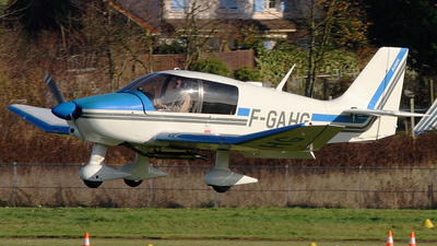 F-GAHG - Robin DR400/140B Major - Private