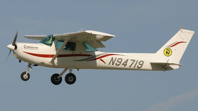 N94719 - Cessna 152 - Spartan College of Aeronautics