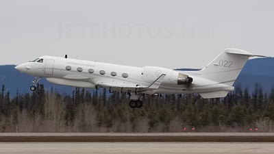102002 - Gulfstream S102B Korpen - Sweden - Air Force