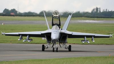 166659 - Boeing F/A-18F Super Hornet - United States - US Navy (USN)