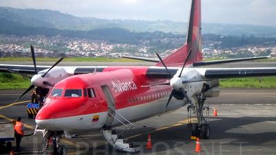 HK-4469 - Fokker 50 - Avianca