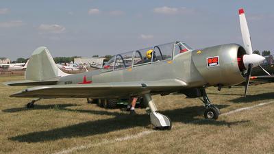 N510BA - Yakovlev Yak-52TW - Private