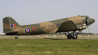 ZA947 - Douglas Dakota C.3 - United Kingdom - Battle of Britain Memorial Flight (BBMF)