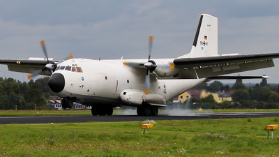 50-87 - Transall C-160D - Germany - Air Force