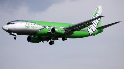 ZS-OAG - Boeing 737-4H6 - Kulula.com