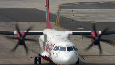 VT-KAC - ATR 72-212A(500) - Kingfisher Airlines