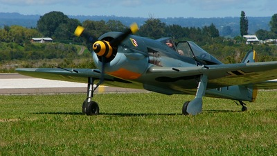 ZK-FWI - Focke-Wulf Fw190A-8 - Bay Flight International