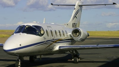 A picture of N79EL - Hawker Beechcraft 400XP - [RK214] - © Above & Beyond
