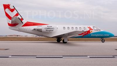 N990TC - Cessna 550B Citation Bravo - Seven Bar Flying Service