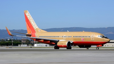 N708SW - Boeing 737-7H4 - Southwest Airlines