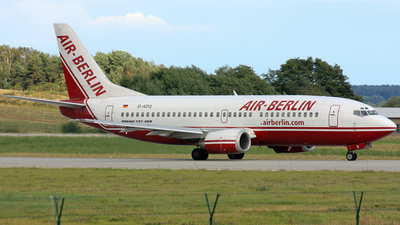 D-ADIJ - Boeing 737-3M8 - Air Berlin (dba)
