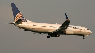 N37298 - Boeing 737-824 - Continental Airlines
