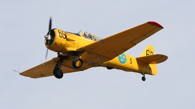 SE-CHP - North American AT-6A Texan - Private