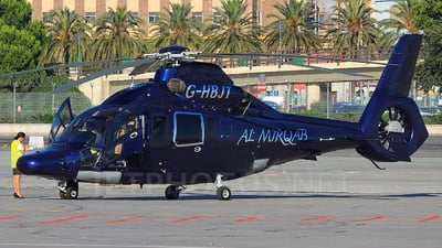G-HBJT - Eurocopter EC 155B1 Kocoglu - Private