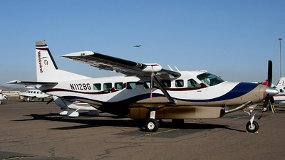 N1129G - Cessna 208B Grand Caravan - Westwind Aviation