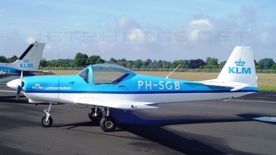 PH-SGB - Slingsby T67C Firefly - KLM Flight Academy
