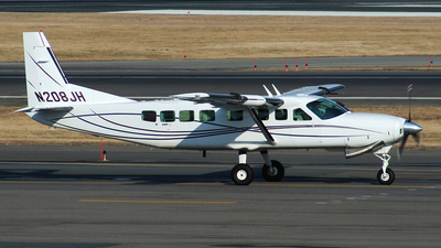 N208JH - Cessna 208B Grand Caravan - Private