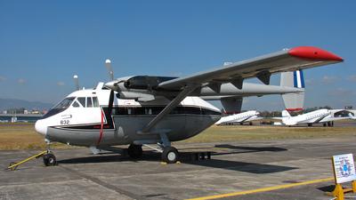 832 - IAI Arava 201 - Guatemala - Air Force