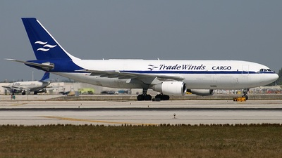 N510TA - Airbus A300B4-203(F) - Tradewinds Airlines