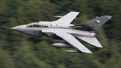 ZA541 - Panavia Tornado GR.4 - United Kingdom - Royal Air Force (RAF)