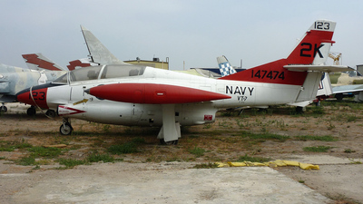 147474 - North American T-2A Buckeye - United States - US Navy (USN)