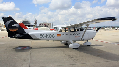 EC-KOG - Cessna 172R Skyhawk II - Gestair Flying Academy