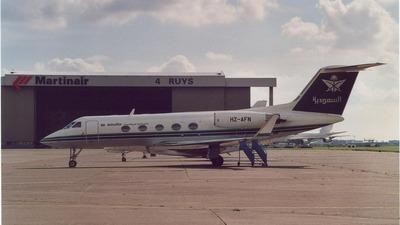 HZ-AFN - Gulfstream G-III - Saudi Arabia - Special Flight Division