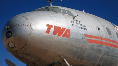 N90831 - Lockheed L-049 Constellation - Trans World Airlines (TWA)
