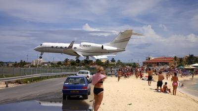 N251VP - Gulfstream G450 - Private
