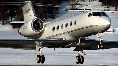 N113CS - Gulfstream G-IV - Private