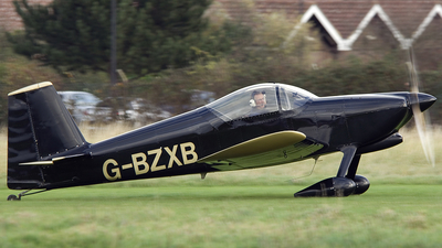 A picture of GBZXB - Van's RV6 - [PFA 181A13625] - © Shaggy