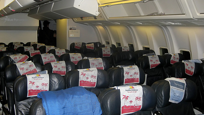 EI-CZH - Boeing 767-3G5(ER) - Blue Panorama Airlines