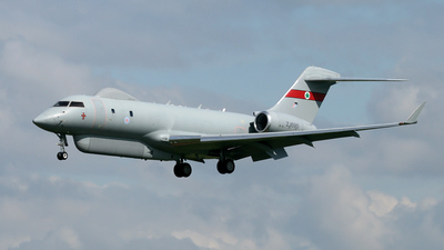 ZJ690 - Bombardier BD-700-1A10 Sentinel R.1 - United Kingdom - Royal Air Force (RAF)