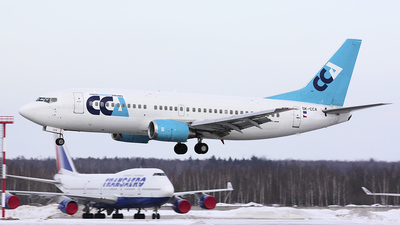 OK-CCA - Boeing 737-31S - Czech Connect Airlines (CCA)