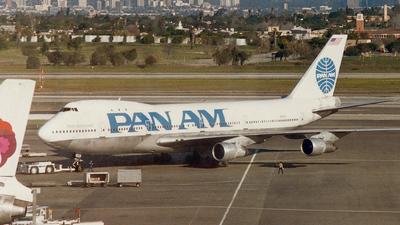 N9674 - Boeing 747-123 - Pan Am