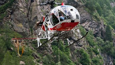 I-NERY - Aérospatiale SA 315B Lama - Air Vallée