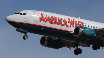 N316AW - Boeing 737-3S3 - America West Airlines