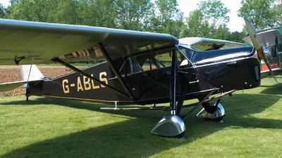 A picture of GABLS - DH80A Puss Moth - [2164] - © Brian Whitelegg