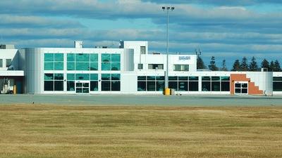 CYSJ - Airport - Terminal