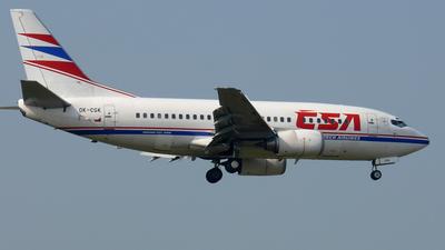 OK-CGK - Boeing 737-55S - CSA Czech Airlines