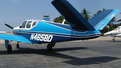 N4658D - Beechcraft G35 Bonanza - Private