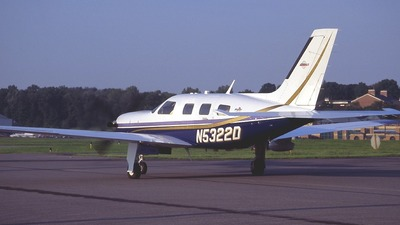 A picture of N5322D - Piper PA46500TP - [4697074] - © Senga Butts