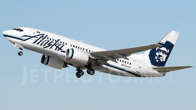 N624AS - Boeing 737-790 - Alaska Airlines