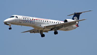 XA-OLI - Embraer ERJ-145LU - Aeroméxico Connect (Aerolitoral)